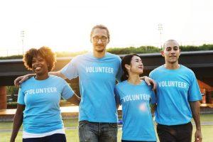 volontaires volontariat