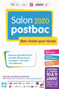 Outils de communication - Salon Postbac : réussir sa procédure ...